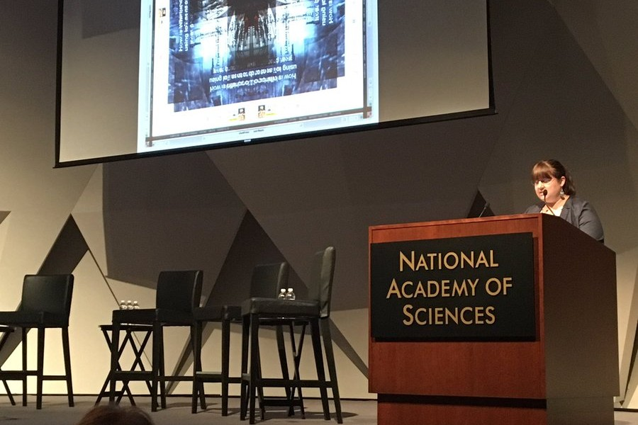 Spoke at the DC Art Science Evening Rendezvous (DASER)