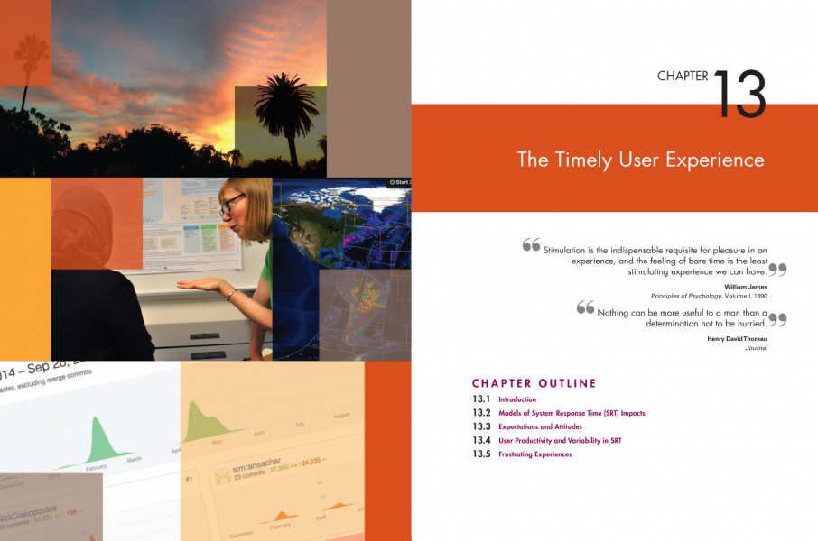 Chapter Introductions for Designing The User Interface
